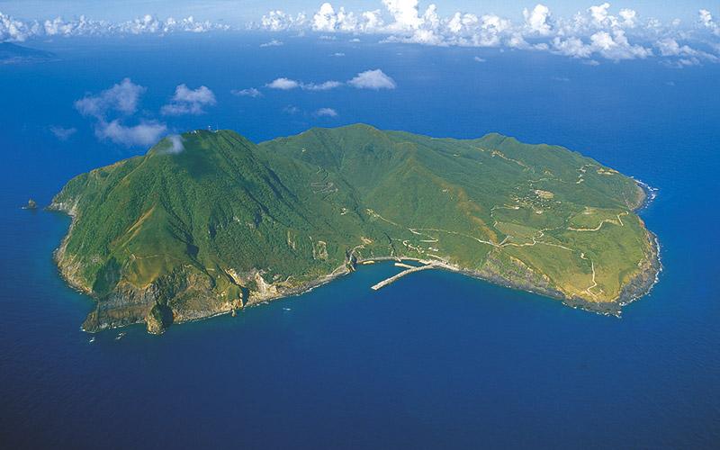 写真:悪石島