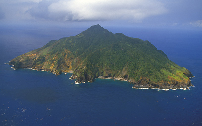 写真:臥蛇島