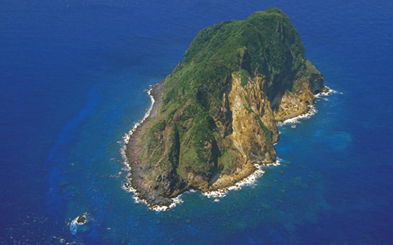 写真:小臥蛇島