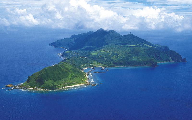 写真:口之島