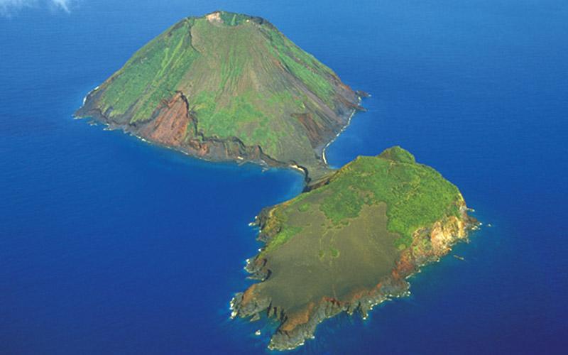 写真:横当島
